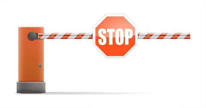 Barrier-Gate-System